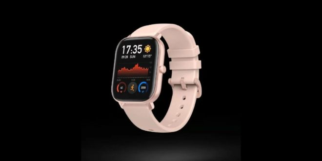 Xiaomi tease un clone de l'Apple Watch Series 4