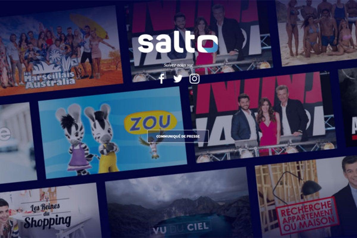 Salto : la plateforme de VOD de TF1, France TV et M6 sera lancée début 2020