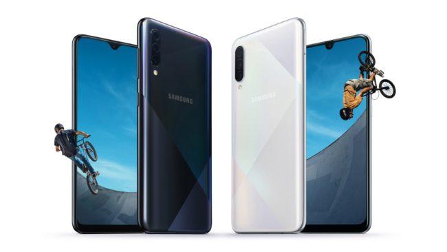 Samsung Galaxy A50 S A30 s