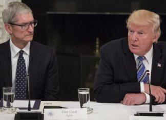 Taxe Trump sur l'iPhone : Apple ne va pas augmenter les prix