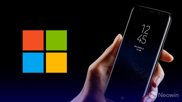 1490882175 galaxy s8 microsoft - Microsoft reprend votre iPhone contre un Galaxy Note 10 pour 650 dollars