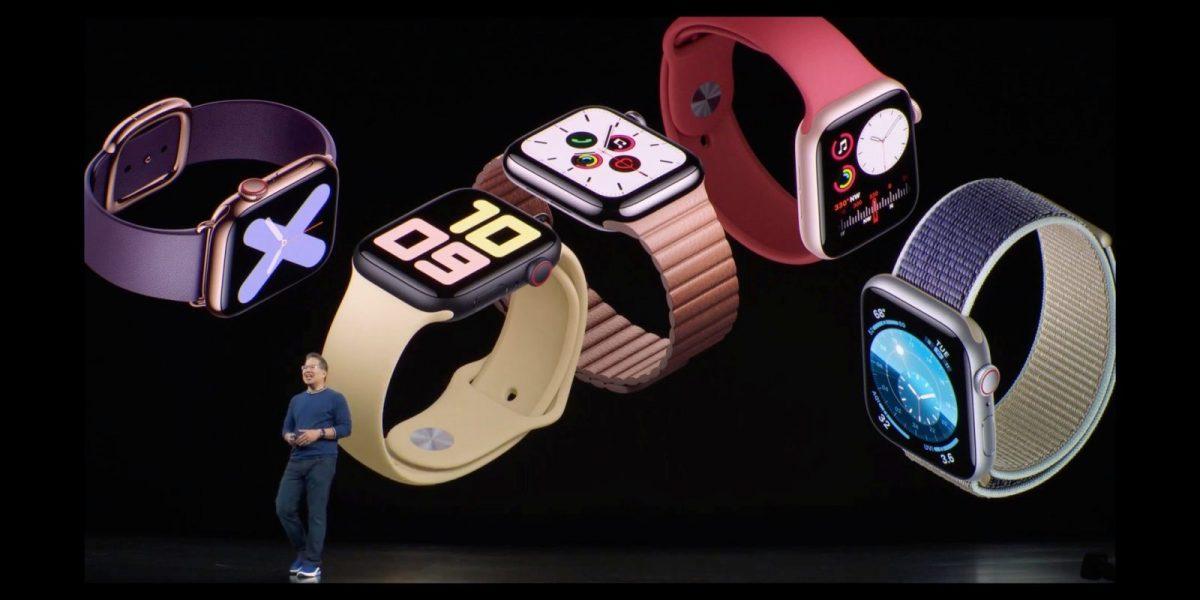 Apple Watch Serie 5 (2)