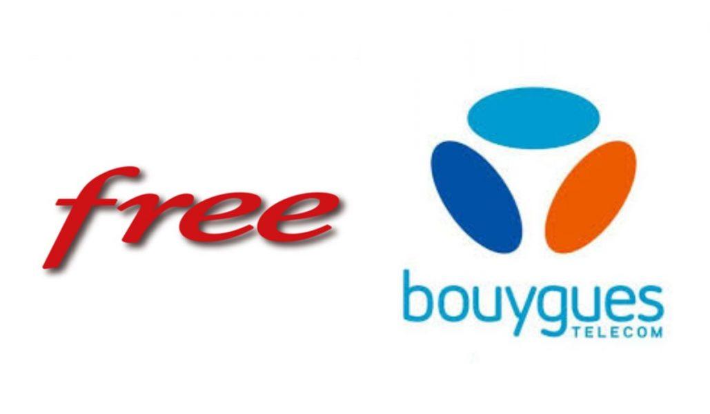 Free vs Bouygues Telecom