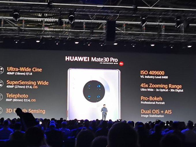 Huawei Mate 30 Pro photo