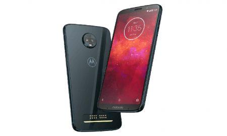 Moto Z3 Play 450x271 1 - Motorola annonce pour bientôt son smartphone5G sans compromis