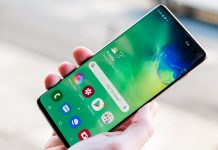 Samsung Galaxy S10 Plus Android 10