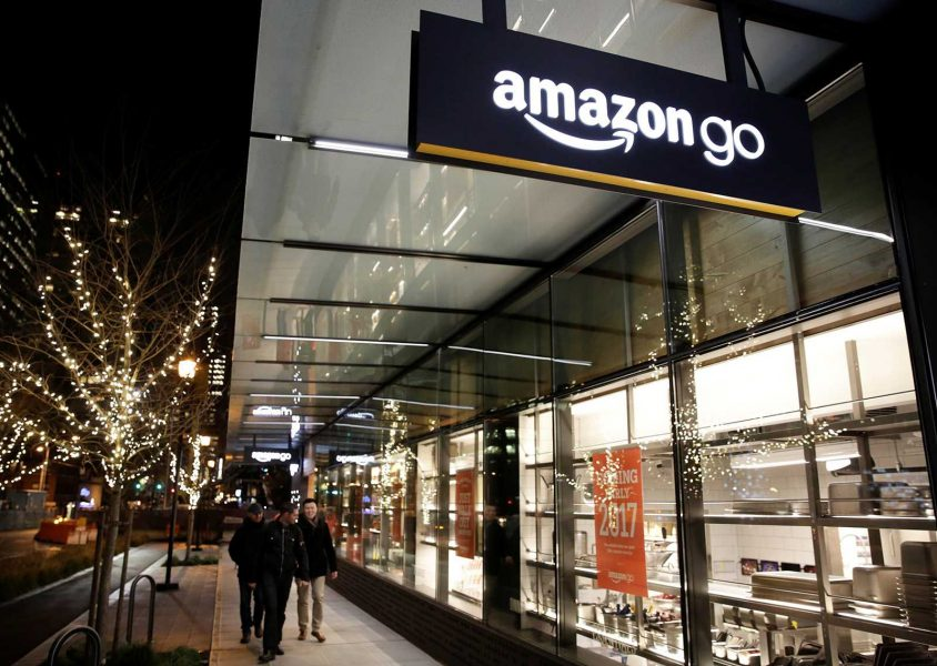 Boutique Amazon Go