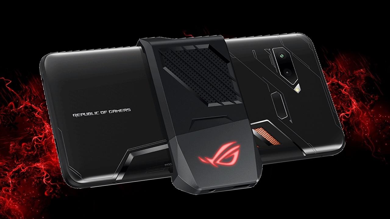 IFA 2019 : Asus lève le voile sur le ROG Phone II