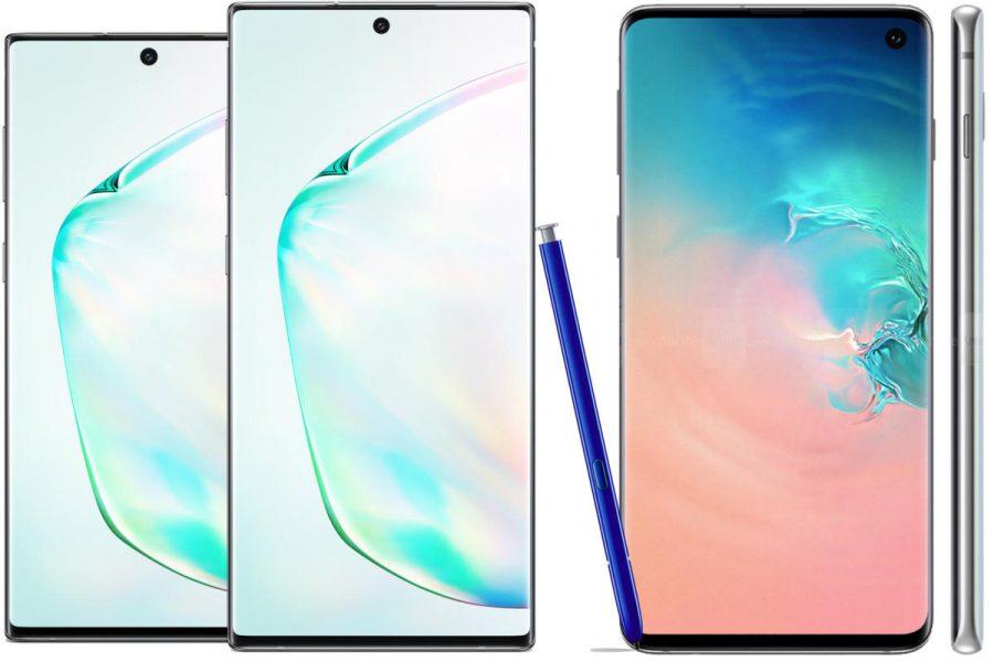 Samsung : les gammes Galaxy S et Galaxy Note ne feraient plus qu'un en 2020