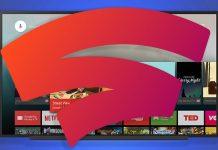 Google Stadia n'arrivera sur Android TV qu'en 2020