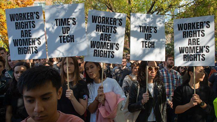 Harcèlement chez Google : le problème n'est pas encore résolu