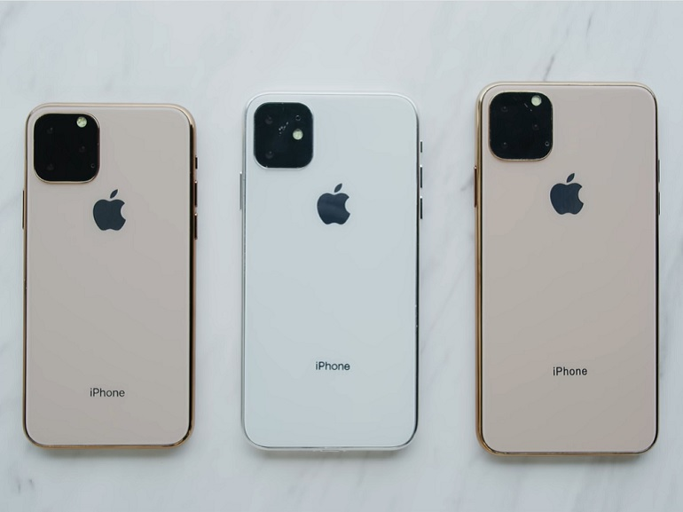 iPhone 11 gamme