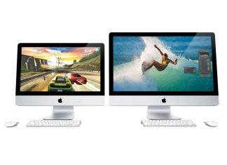 Apple abandonne le support du iMac 21,5 pouces de 2013