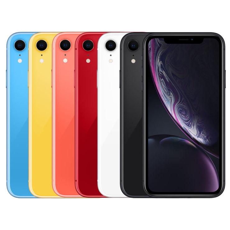 Smartphones : l'iPhone XR en tête des meilleures ventes au premier semestre 2019