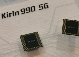 Kirin 990, le premier SoC 5G de Huawei