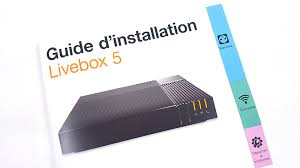 Guide Livebox 5 Orange