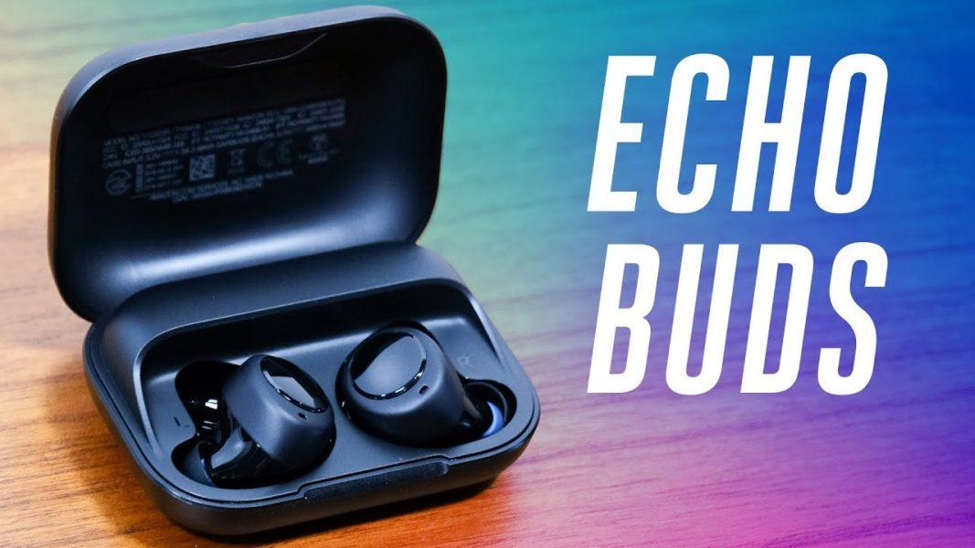 maxresdefault 1067x600 - Echo Buds : Les premiers écouteurs sans fil d'Amazon qui concurrencent les AirPods d'Apple
