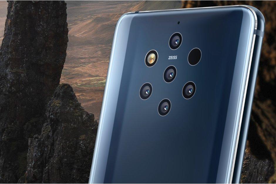 Nokia 9 Pureview : des performances décevantes sur DxOMark