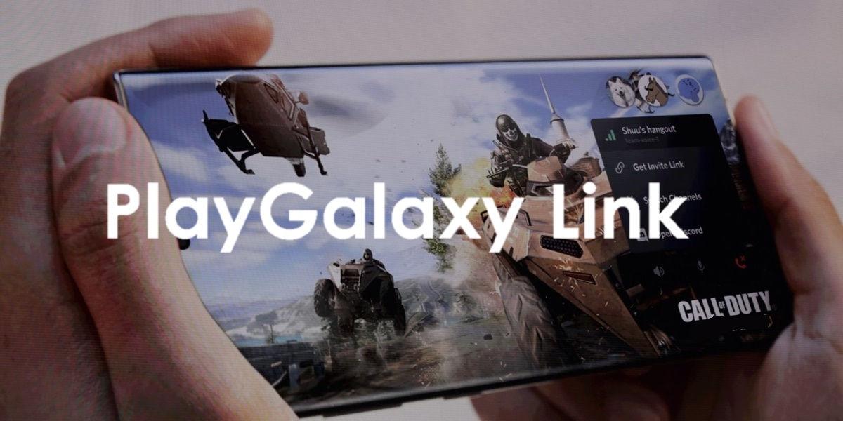 play galaxy link samsung - Play Galaxy Link : le nouveau service de Samsung vous permettant de jouer aux jeux PC sur smartphone
