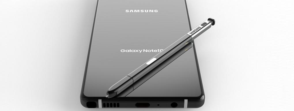 samsung samsung galaxy note 10 concept - Note 10e : un modèle moins cher sera prochainement lancé par Samsung pour concurrencer l'iPhone 11