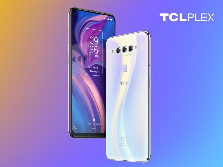 TCL Plex : le constructeur chinois dévoile son premier smartphone