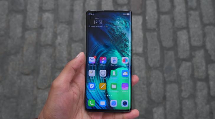 Vivo Nex 3 : le smartphone 5G serait annoncé en septembre
