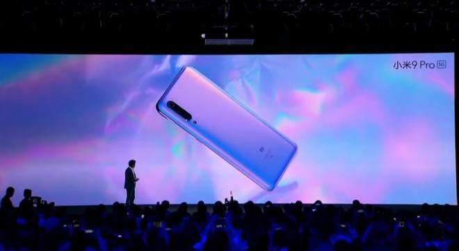 xiaomi mi 9 pro 5G 21 - Xiaomi dévoile son Mi 9 Pro 5G équipé du Snapdragon 855+ et d'une charge ultra rapide de 40watts