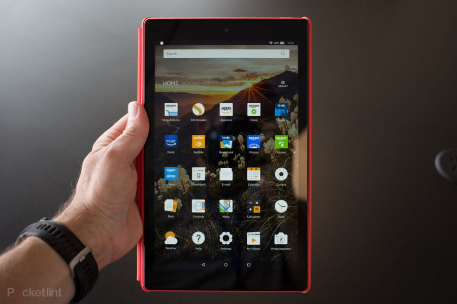 Amazon Fire 10 HD