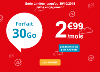 forfait Auchan Telecom