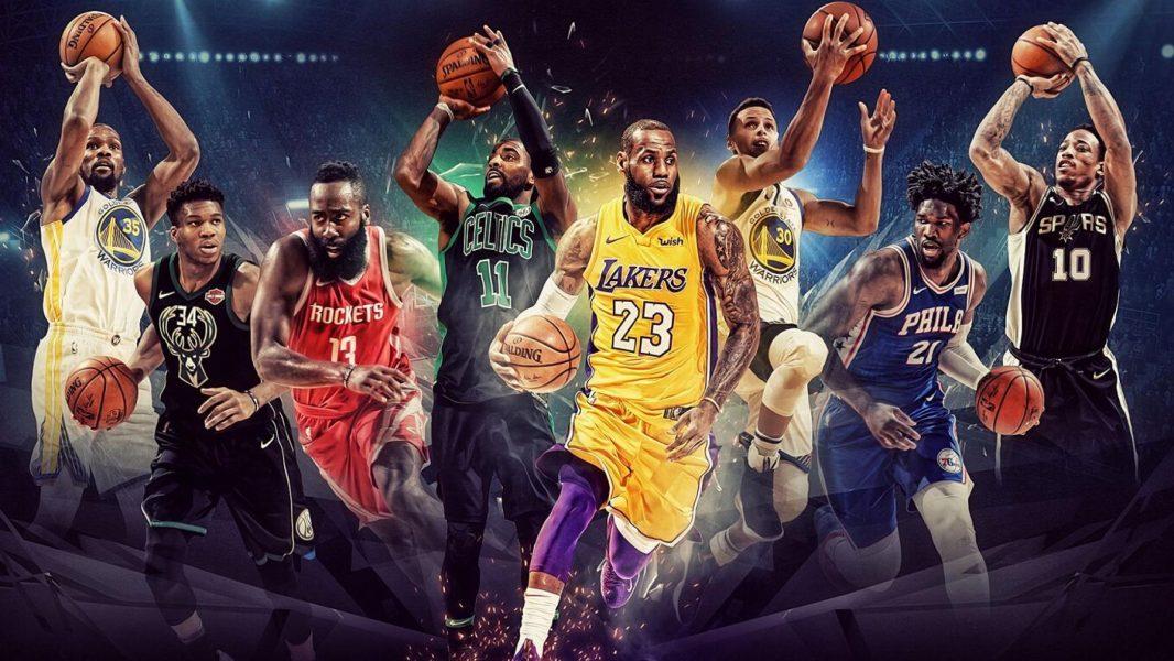 Les meilleures applications pour suivre la NBA