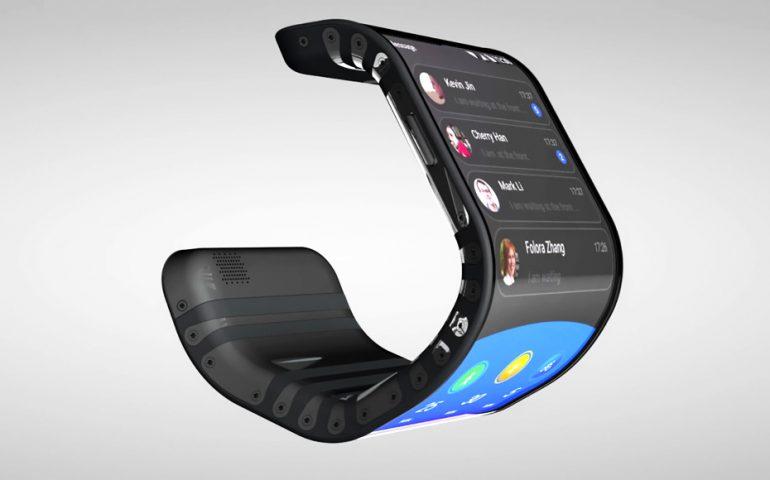 Lenovo smartphone montre