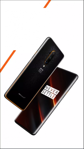 OnePlus 7T McLaren Edition 338x600 - OnePlus en collaboration avec Free Mobile pour la vente de ses smartphones en France