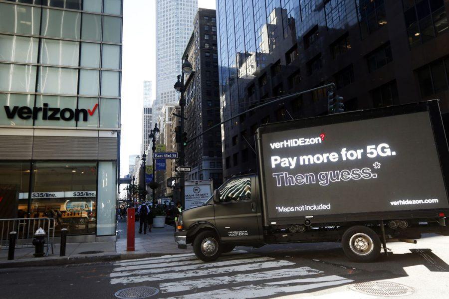 Verizon 5G New-York