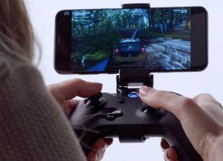 streaming de jeux Xbox One