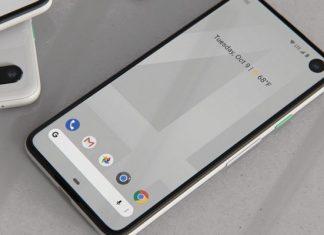 Google Pixel 4 : la fiche technique et les visuels fuient avant la présentation