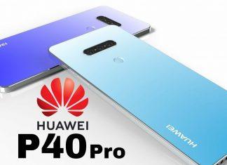 Le Huawei P40 pourrait être doté d'un double OS Android/HarmonyOs