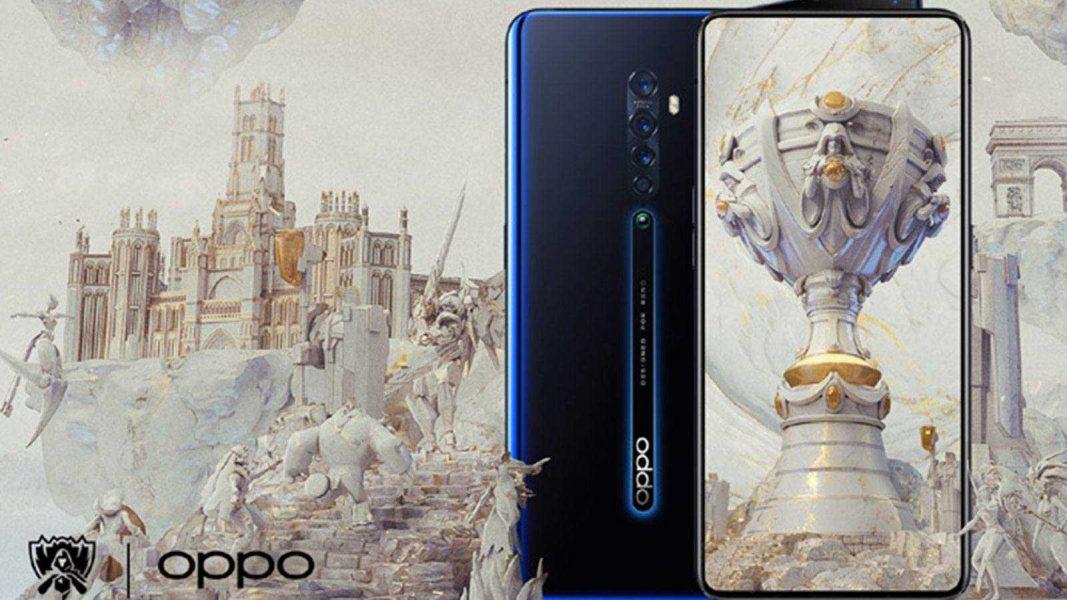 Oppo et Riot Games s'associent