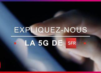 smartphone 5G SFR
