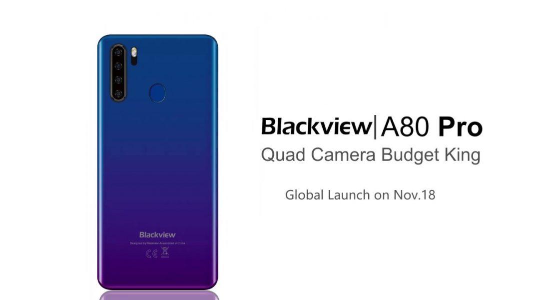 BlackviewA80 Pro