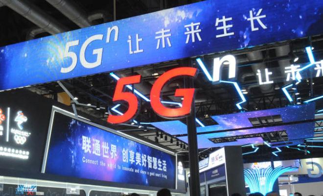 China Launches 5G 660x400 - Et le réseau 5G fut .. déployé dans toute la Chine