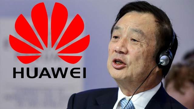 Ren Zhengfei - Le PDG de Huawei a déclaré que même sans Google sa société peut être 1er dans le marché