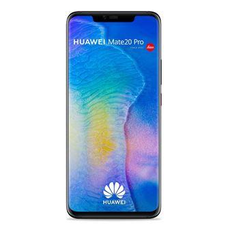 Smartphone Huawei Mate 20 Pro Double SIM 128 Go Noir - Black Friday : les meilleurs smartphones Huawei disponibles en promotion