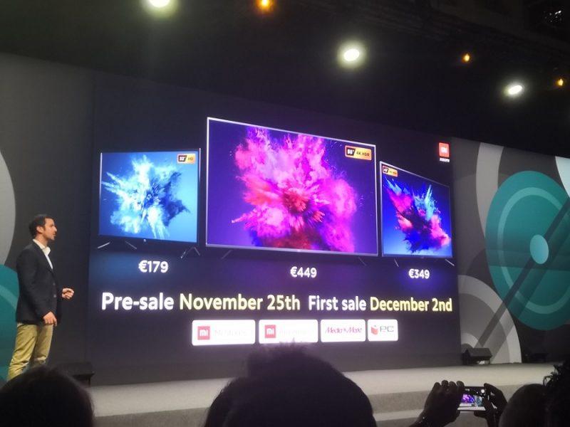 TV Xiaomi 4K