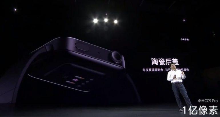 Xiaomi smartwatch 770x410 - La Xiaomi Mi Watch arrivera en France en 2020