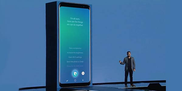 ciobulletin samsungs galaxy s8 will not have bixby voice support - Bixby Voice : Samsung pourrait abandonner son assistant vocal