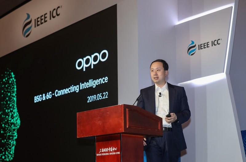oppo 6g 5g 01 - Avec un smartphone, Oppo planifie d'animer une tablette pliable