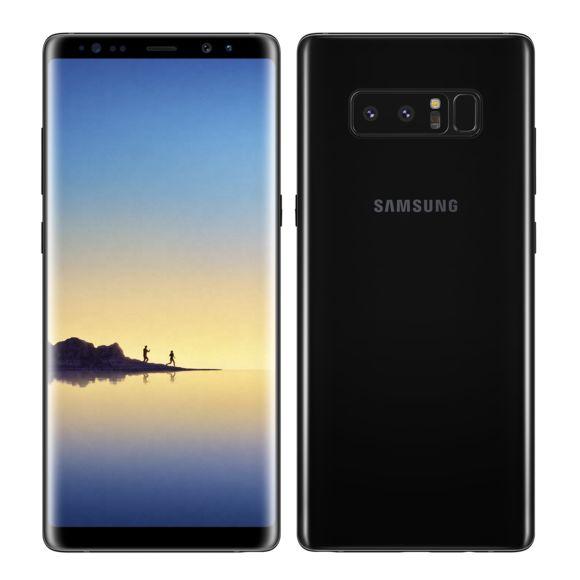 samsung galaxy note 8 noir - Black Friday : notre sélection des meilleurs smartphones Samsung en promotion