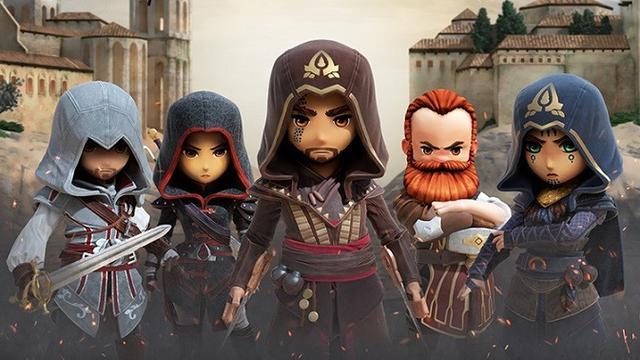 023295700 1542876187 assassinc creed rebellion - Le top 5 des meilleurs jeux mobiles sortis en 2019
