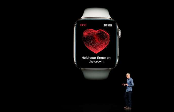 8bc0129 TOR282 APPLE TARIFFS  0918 11 - La maladie de Parkinson bientot détectable avec l'Apple Watch d'Apple