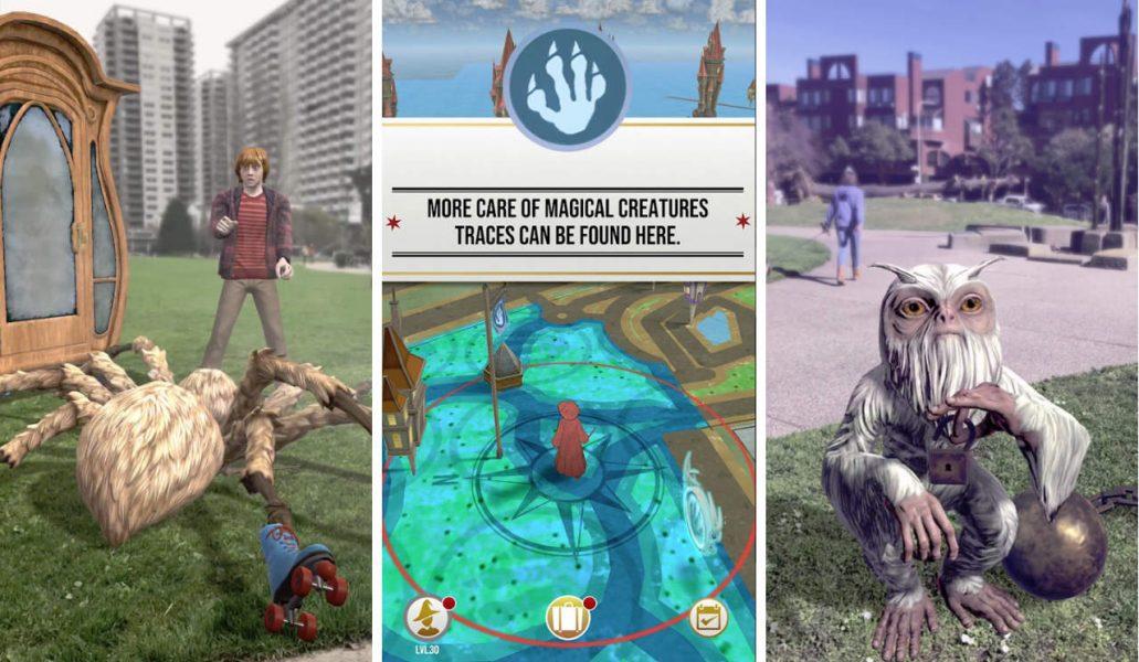 animaux fantastiques harry potter wizards unite niantic studio 1031x600 - Le top 5 des meilleurs jeux mobiles sortis en 2019